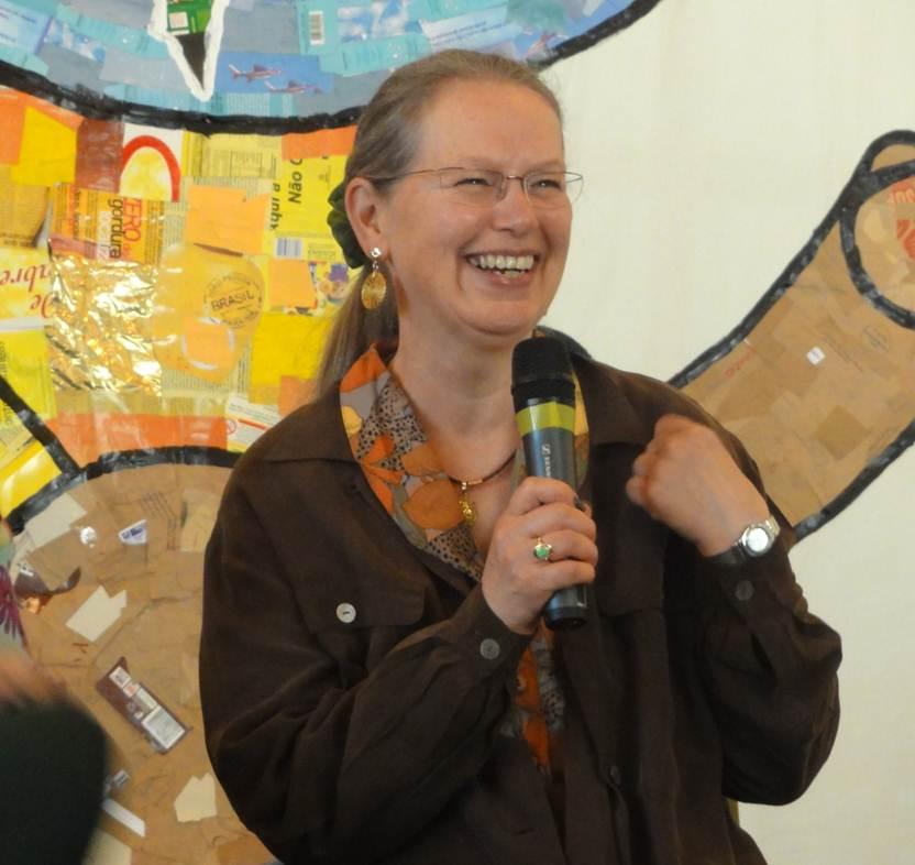 Judy McAllister